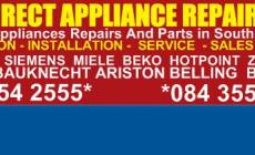 Direct Appliance Repairs